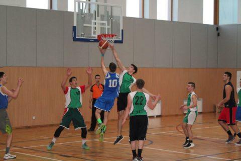 Софийската ученическа лига по баскетбол към Националната аматьорска лига по баскетбол